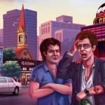 hangover game bedrijfsuitje vrijgezellenfeest