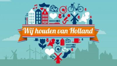 wij houden van holland uitje